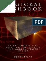 [Damon Brand] Magickal Cashbook Attract Money Fast