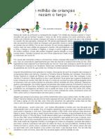 ACN Terco Das Criancas 2021 Carta Criancas
