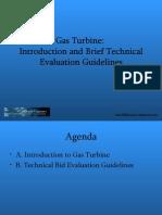 Gas Turbine - for Migas Indonesia