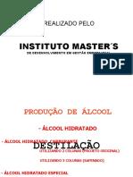 DESTILAÇÃO - TREINAMENTO 2007
