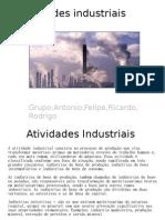 Cidades industriais(1)