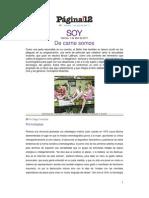 Posporno queerpunk-Soy (Pagina 12)