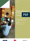 Effective Education for Employment Web Version