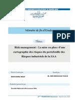 Mémoire Risques Management Benoudina Insaf