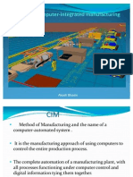 Computer-integrated manufacturing ppt