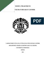 Modul Praktikum PBL 2011