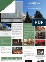 Grand Hotel Balvanyos - Turisztikai latvanyossagok es szervezett programok