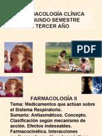 CLASE DE ANTIASMÁTICOS