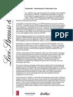 Case Study Guatemala