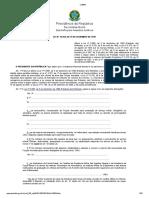 Lei 13954 Reestruturação FA