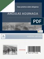 Caso Práctico Sobre Alérgenos ANGULAS AGUINAGA. Javier Cañada