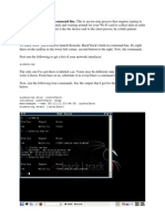 Patience with the command line