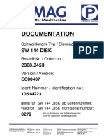 Manual de Gancho Rotador SMAG para MHC