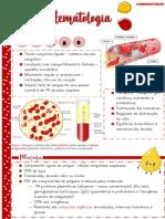 1- Introdução da Hematologia