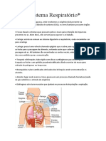Sistemas Corpo Humano