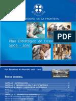 Plan Estr Des 2006-2010 UFRO
