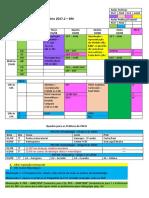 Calendário Geral 8M - 2017.2 - Atualizado com NEURO