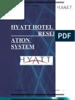 Hyatt Hotels Reservation System
