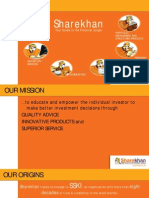 Sharekhan_Corporate_Presentation