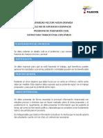 ESTRUCTURA TRABAJO FINAL DE DIPLOMADO ESTRUCTURAS DE CONTENCION