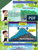 CHARLA INFORMATIVA DE MANEJO DE CUENCAS