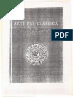 Arte Pré-clássica A pintura Egípcia Arte  páginas 175-195