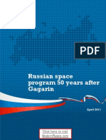 Russian Space Program (factsheet via ModernRussia.com)