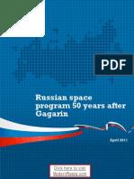 Russian Space Program (factsheet via ModernRussia.com)