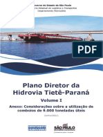 Plano Diretor Hidrovia Tiete Comboios Jun2021