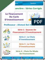 3 séries Gestion Financière AhmedAcademy.com