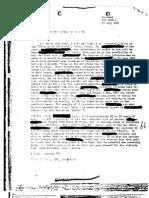 UFO declassifed FBI Files Part 3