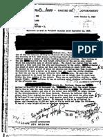 UFO declassifed FBI Files Part 7