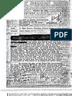 UFO declassifed FBI Files Part 11