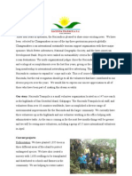 Hacienda Tranquila Newsletter 3 March 2011