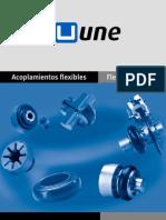 Acoplamientos UNE-FLEX