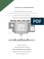 Uma praça dentro do terreiro, os projectos de José Adrião e Pedro Pacheco par o Terreiro do Paço
