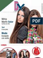 Revista MADX Primavera - Verano