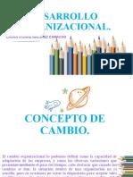 CLASE 26-AGOSTO-2020 DESARROLLO ORGANIZACIONAL