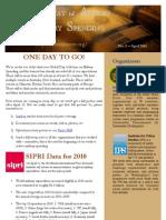 GDAMS April Newsletter