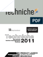 Techniche - Management Module