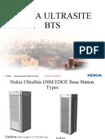 UltraSite BTS