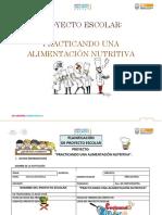 Vida Saludable Planeacion Escolar.docx · Versión 1
