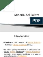 1.Minería del Salitre