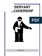 1. Servant and Leadership - Leader's book - English  OPTIMIZED