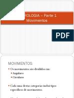 AULA 03 - Artrologia 1