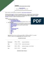 GHIDUL PROGRAMATORULUI HTML
