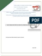 Plan de Trabajo PCI
