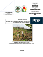 Rapport General Phase 2 Caracterisation Bassins Plantain 2018