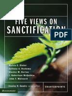 Five Views on Sanctification, Excerpt