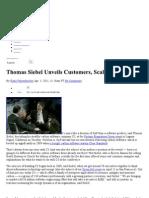 Thomas Siebel Unveils C3.
